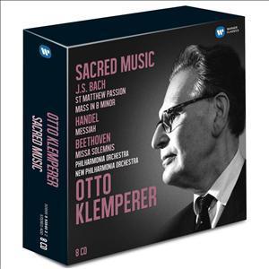 Geistliche Musik / Klemperer,Otto/Various