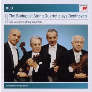 String Quartets (GA) / Budapest String Quartet