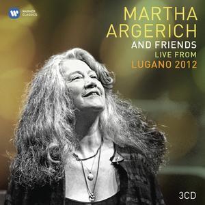 Musik-CD ARGERICH & FRIENDS LIVE FROM LUGANO 2012 / ARGERICH,MARTHA & FRIENDS, (3 CD)