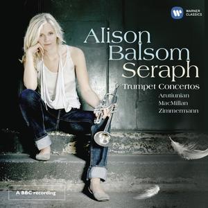 BALSOM,ALISON/RENES - SERAPH: TROMPETENKONZERTE - 1 CD
