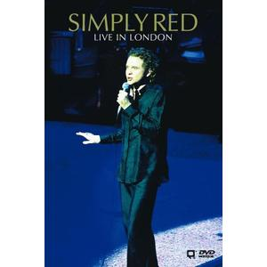 Live In London / Simply Red
