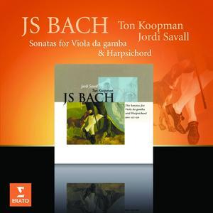 Musik-CD Sonatas For Viola Da Gamba / Savall,Jordi/Koopman,Ton, (1 CD)