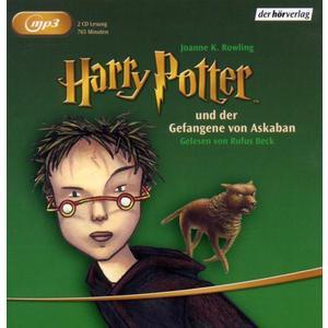 Beck,Rufus - Harry Potter Und Der Gefangene Von Askaban (MP3) - 2