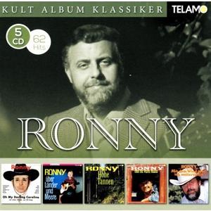 Ronny - Kult Album Klassiker - 5 CD