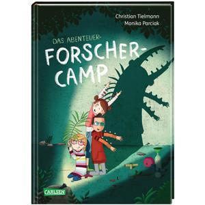 MINT-Erstlesebuch: Das Abenteuer-Forscher-Camp