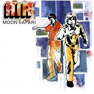 Musik-CD Moon Safari / Air, (1 CD)