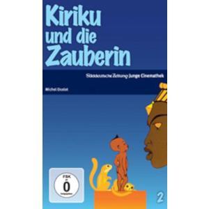Cinemathek Trickfilm - 02 Kiriku und die Zauberin - 1 DVD