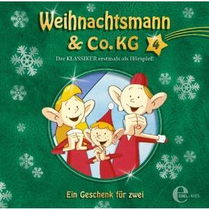Weihnachtsmann & Co.KG - (4)Original HSP z.TV-Serie-Ein Geschenk Für Zwei - 1 CD