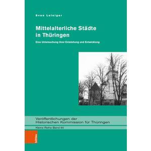 Mittelalterliche Städte in Thüringen