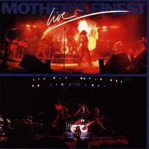 MOTHER'S FINEST LIVE / MOTHER'S FINEST