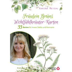 Fräulein Grüns Wohlfühlkräuter-Karten
