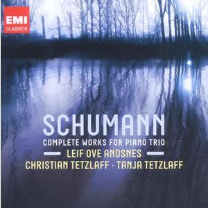 Musik-CD Klaviertrios / Andsnes/Tetzlaff, (2 CD)
