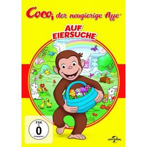 Various - Coco,der neugierige Affe-Auf Eiersuch - 1 DVD