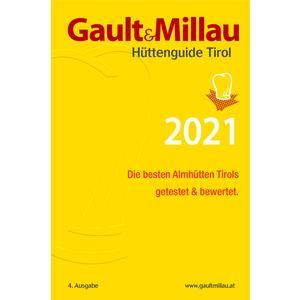 Gault&Millau Hüttenguide Tirol 2021