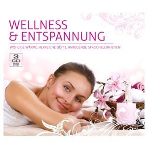 VARIOUS - WELLNESS & ENTSPANNUNG - 3 CD