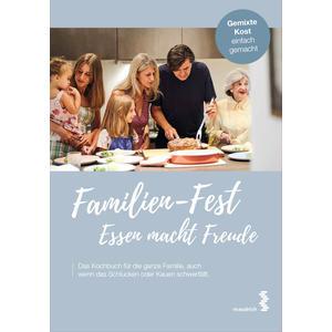 Familien-Fest. Essen macht Freude