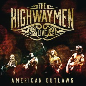 Musik-CD Live - American Outlaws (3-CD/DVD) / Highwaymen,The, (4 CD)