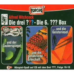 DIE DREI ??? - 6/DIE DREI ??? - BOX - 3 CD