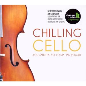 Musik-CD Chilling Cello / Various, (2 CD)