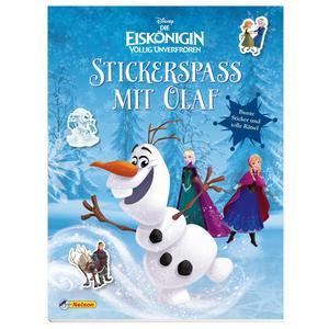 Disney Die Eiskönigin: Stickerspaß mit Olaf