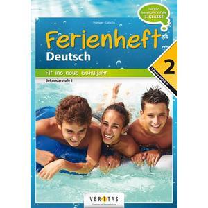 Ferienheft Deutsch 2. Klasse MS/AHS