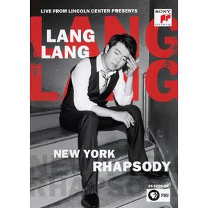 New York Rhapsody/Live from Lincoln Center / Lang Lang/Elling/Day/Wainwright/Vega/Spector/+