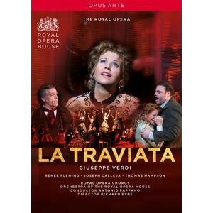 Pappano/Fleming/Calleja/Hampso - La Traviata/Royal Opera 2009 - 1 DVD