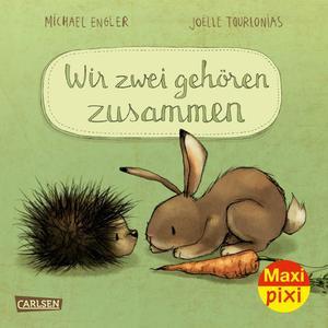 Maxi Pixi 335: Wir zwei gehören zusammen