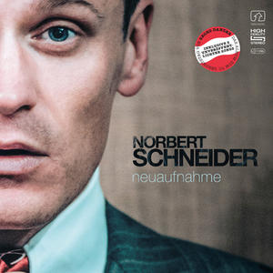 SCHNEIDER,NORBERT - NEUAUFNAHME - 1 CD