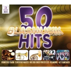 Various - 50 Blasmusik Hits - 3 CD