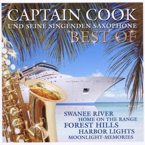 Captain Cook - Best Of - 1 CD