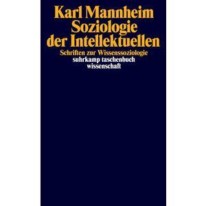 Soziologie der Intellektuellen