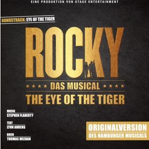 Musical-Original Cast - Rocky-The Musical (Originalversion Hamburg) - 1 CD