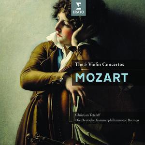 Die 5 Violinkonzerte / Tetzlaff,Christian/DKP