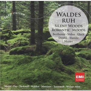 Musik-CD WALDESRUH: ROMANTIC MOODS / MEYER/TENNSTEDT/HEGER/VARIOUS, (1 CD)