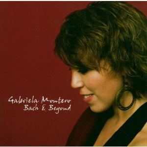 Musik-CD Bach & Beyond / Montero,Gabriela, (1 CD)
