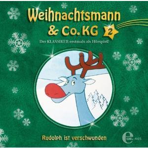 Weihnachtsmann & Co.KG - (2)Original HSP TV-Rudolph Ist Verschwunden - 1 CD