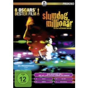 Patel,Dev/Pinto,Freida - Slumdog Millionär - 1 DVD