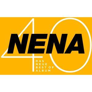 Nena - 40 - Das neue Best Of Album - 1 CD