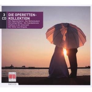 Die Operetten-Kollektion / Various