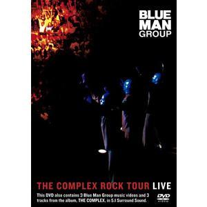 Musik-CD The Complex Rock Tour Live / Blue Man Group, (1 DVD-Video Album)