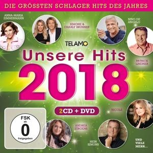 Various - Unsere Hits 2018 - 3