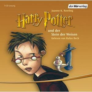 Beck,Rufus - (1)Harry Potter und der Stein der Weisen - 9 CD