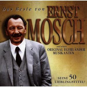 Mosch,Ernst & Orig.Egerländer - Beste Von...,Das - 2 CD