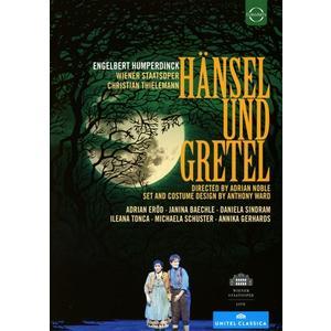 HÄNSEL UND GRETEL(WIENER STAATSOPER) / Thielemann,Christian/WP/Sindra
