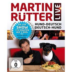 Martin Rütter - Hund-Deutsch,Deutsch-Hund - 2 DVD
