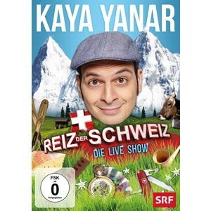 Yanar,Kaya - Reiz der Schweiz - Die Liveshow - 1 DVD