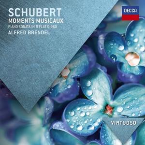 Musik-CD Moments Musicaux / Brendel,Alfred, (1 CD)