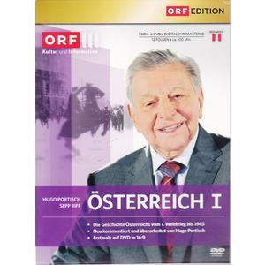 Portisch,Hugo & Riff,Sepp - OESTERREICH I (ORF EDT.) - 6 DVD