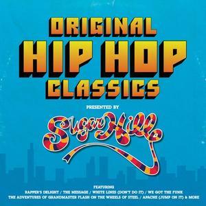 Various - Original Hip Hop Classics Pres. by Sugar Hill Rec. - 2 Vinyl-LP